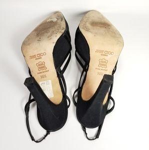 Jimmy Choo Shoes - Jimmy Choo Black Pumps